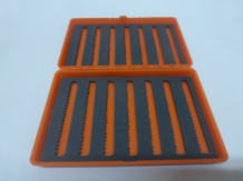 Fly Box Orange